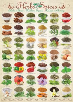 Herbs and Spices Food and Drink Jigsaw Puzzle