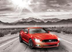 2015 Ford Mustang GT Photography Jigsaw Puzzle