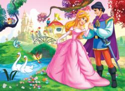 Cinderella Princess Children's Puzzles