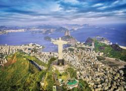 Rio de Janeiro Landmarks Jigsaw Puzzle