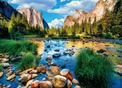 Yosemite El Capitan Nature Jigsaw Puzzle