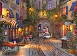 The French Walkway France Jigsaw Puzzle