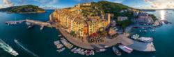 Porto Venere Italy - Scratch and Dent Seascape / Coastal Living Jigsaw Puzzle