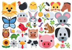 Farm Animals Farm Jigsaw Puzzle