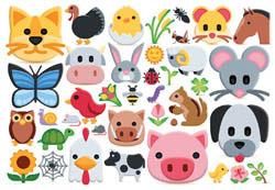 Farm Animals Animals Children's Puzzles