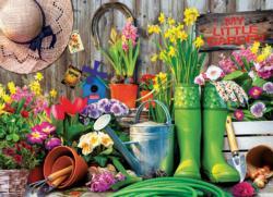 Garden Tools Garden Jigsaw Puzzle