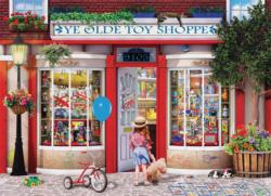 Ye Old Toy Shoppe Jigsaw Puzzle