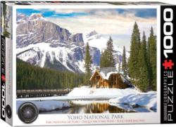 Yoho National Park - Scratch and Dent National Parks Jigsaw Puzzle