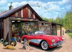 Out of Storage Nostalgic / Retro Jigsaw Puzzle