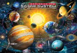 Exploring the Solar System Science Children's Puzzles