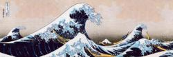 Great Wave of Kanagawa Fine Art Jigsaw Puzzle