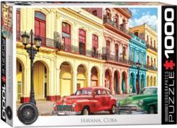 La Havana, Cuba Cities Jigsaw Puzzle