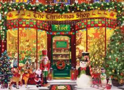 The Christmas Shop Christmas Jigsaw Puzzle