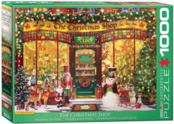 The Christmas Shop Christmas Jigsaw Puzzle