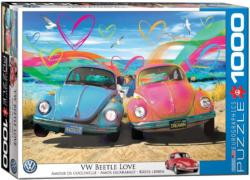 Beetle Love Cars Jigsaw Puzzle