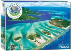 Save the Planet! Ocean Seascape / Coastal Living Jigsaw Puzzle