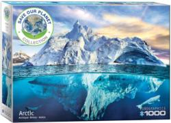 Save the Planet! Arctic Snow Jigsaw Puzzle
