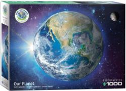 Save the Planet! The Earth Nature Jigsaw Puzzle