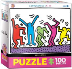 Dancing Graphics / Illustration Jigsaw Puzzle