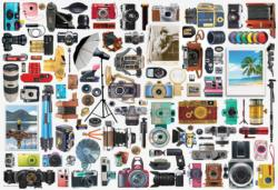 Classic Camera Photography Tin Packaging