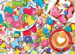 Cookie Party - Scratch and Dent Sweets Jigsaw Puzzle