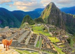 Peru - Machu Pichu South America Jigsaw Puzzle