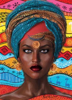 Beauty Cultural Art Jigsaw Puzzle