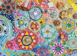 Thailand Mosaic Asia Jigsaw Puzzle