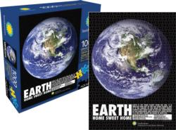 Smithsonian Planet Earth Space Jigsaw Puzzle