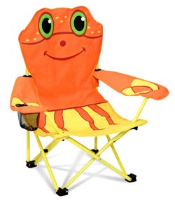 Clicker Crab Chair Toy