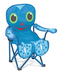 Flex Octopus Chair Toy