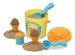 Speck Seahorse Sand Ice Cream Set Toy