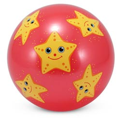 Cinco Starfish Ball Toy