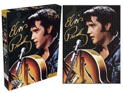Elvis - 68' Comeback Special Famous People Jigsaw Puzzle