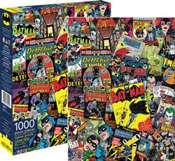 DC Batman Collage Super-heroes Impossible Puzzle