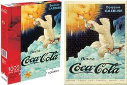 Bear (Coca-Cola) Coca Cola Jigsaw Puzzle
