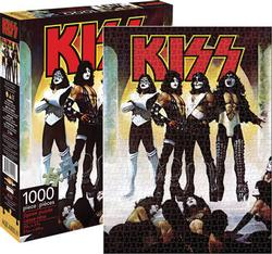 KISS - Love Gun Music Jigsaw Puzzle