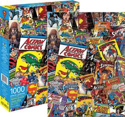 Superman (DC Comics) Cartoons Jigsaw Puzzle