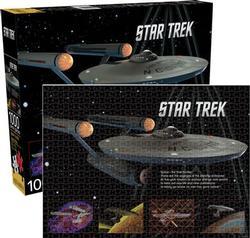Star Trek - Enterprise Sci-fi Jigsaw Puzzle