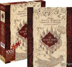 Harry Potter Mauraders Map Movies / Books / TV Jigsaw Puzzle
