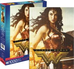 Wonder Woman Movie Super-heroes Jigsaw Puzzle