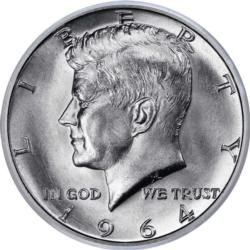 JFK Half Dollar Everyday Objects Miniature Puzzle