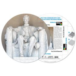 The Lincoln Memorial History Jigsaw Puzzle
