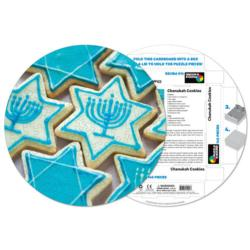 Chanukah Cookies Sweets Jigsaw Puzzle
