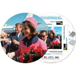 President & Mrs. Kennedy History Shaped