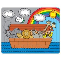 Noah's Ark Religious Jigsaw Puzzle