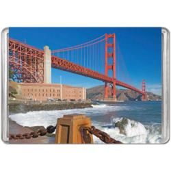 Golden Gate Bridge Bridges Miniature Puzzle