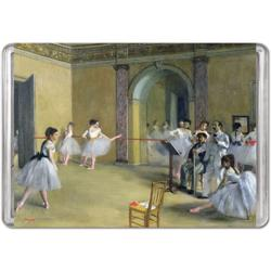 The Foyer De La Danse (Mini) Fine Art Miniature Puzzle