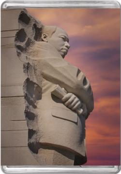 Martin Luther King, Jr. Memorial MiniPix® Puzzle African American Miniature Puzzle