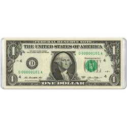 $1 Banknote (Mini) United States Miniature Puzzle